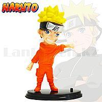 Игровая фигурка с подставкой Наруто 10 см персонаж Наруто