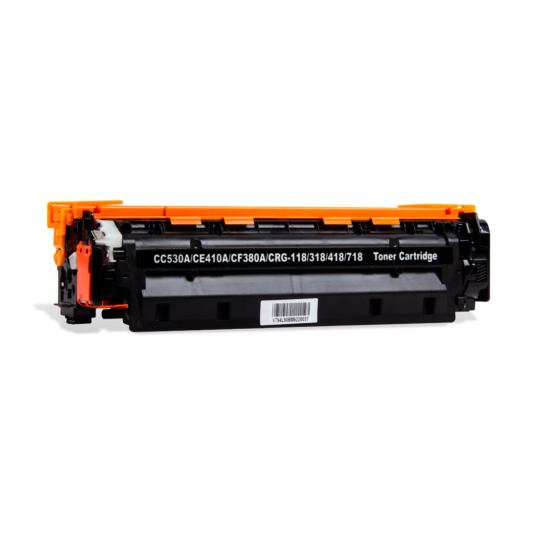 Картридж Colorfix CC530A/CE410A/CF380A, Чёрный, Для принтеров HP CLJ CP2020/2024/2025/2026/2027/2320