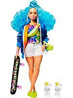 Barbie: Кукла Барби Extra с голубыми волосами