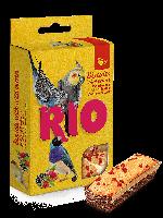 RIO Бисквиты для всех видов птиц с лесными ягодами, коробка 5х7г