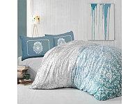 Комплект постельного белья Полутораспальный ALTINBASAK - Vizyon Turkuaz