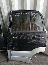 Дверь левая задняя Suzuki Grand Vitara 2005г.