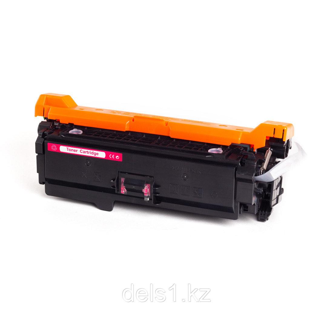 Картридж Colorfix CE403A, Пурпурный, Для принтеров HP Color LaserJet Enterprise M551n/M551dn/M551xh