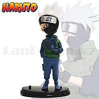 Игровая фигурка с подставкой Наруто 10 см персонаж Какаси
