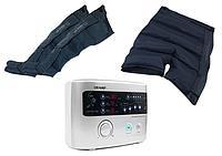 Аппарат для прессотерапии (лимфодренажа) Premium Medical LX9 + манжеты на ноги (XL) + шорты для похудения