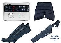 Аппарат для прессотерапии (лимфодренажа) Premium Medical LX9 + манжеты для ног (XL) + шорты для похудения