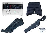 Аппарат для прессотерапии (лимфодренажа) Premium Medical LX9, манжеты на ноги (XXL), шорты для похудения