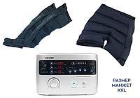 Аппарат для прессотерапии (лимфодренажа) Premium Medical LX9 манжеты на ноги (XXL), шорты для похудения