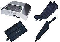 Аппарат для прессотерапии (лимфодренажа) MARK 400 + манжеты для ног + пояс для похудения + манжета на руку