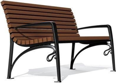 Скамейка Модерн-1