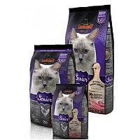 Сухой корм для кошек Leonardo Senior