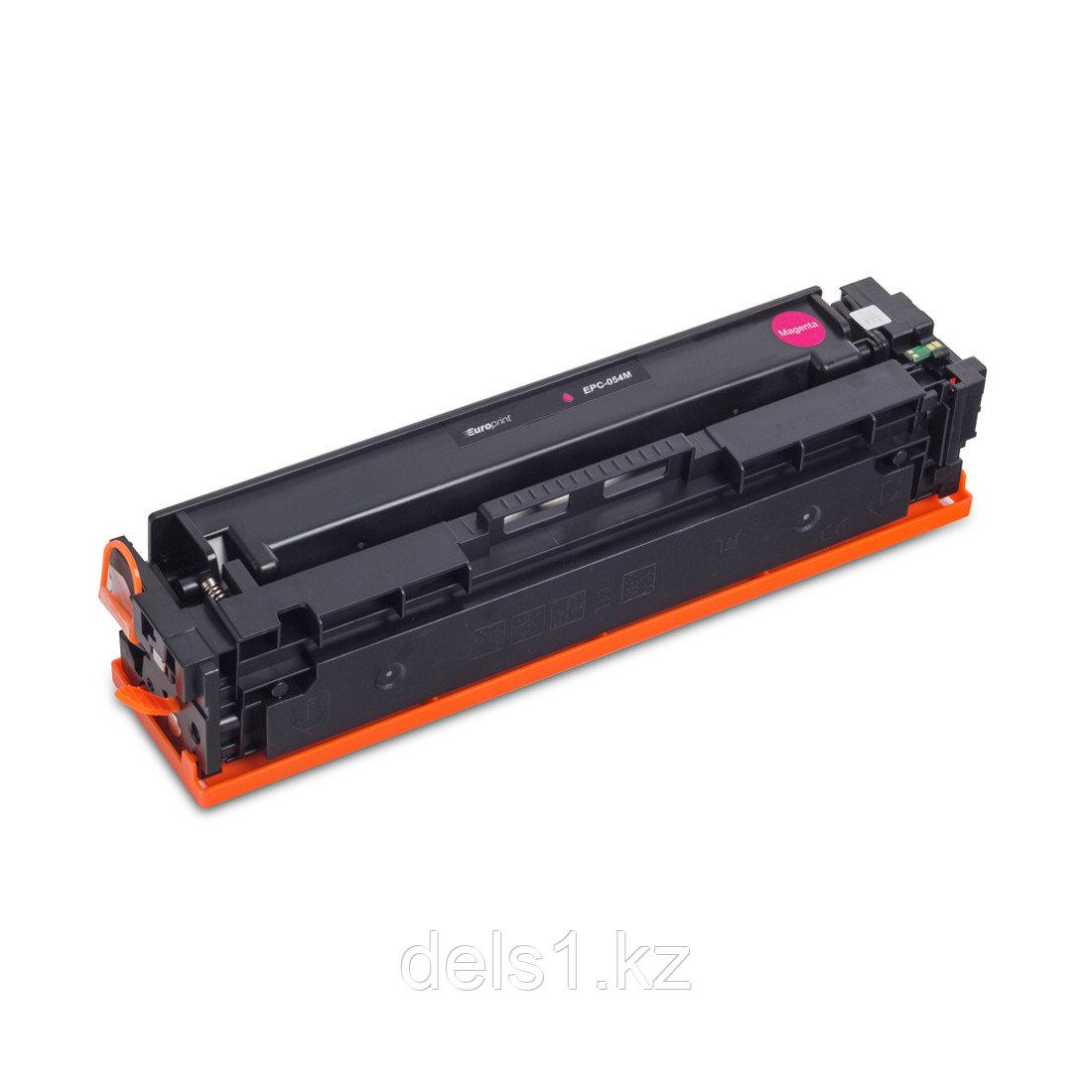 Картридж Europrint EPC-054M, Пурпурный, Для принтеров Canon imageCLASS MF640c/MF641CW/MF642CDW