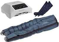 Аппарат для прессотерапии (лимфодренажа) Mark 300 (Doctor Life MK300), комбинезон и 2 манжеты для ног
