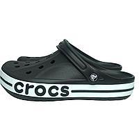 Сабо Crocs Crocband черный