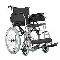 Кресло-коляска для узких проходов, с приводными колёсами под сиденьем OLVIA 30 150 - 43см, фото 1
