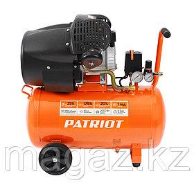 Компрессор поршневой масляный Patriot LRM 50-356CV.