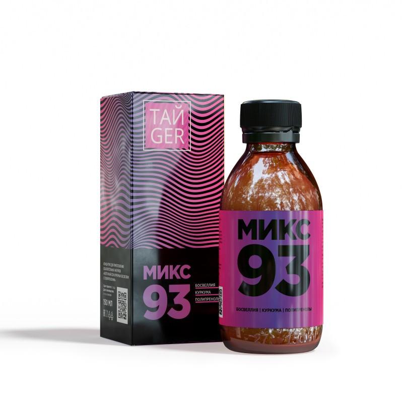 МИКС 93 ТАЙGER
