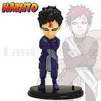 Игровая фигурка Наруто с подставкой 10 см персонаж Гаара