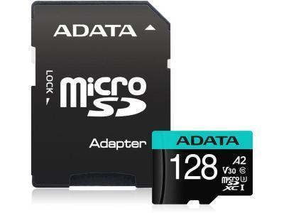 Карта памяти ADATA AUSDX128GUI3V30SA2-RA1 128Gb