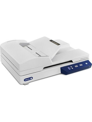 Сканер Xerox Duplex Combo Scanner 100N03448 белый