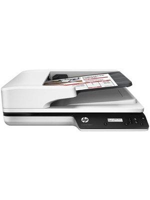 Сканер HP ScanJet Pro 3500 f1 белый