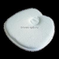Ортопедическая подушка для детей до года с «эффектом памяти» , TRIVES (Россия)