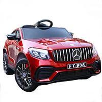 Детский электромобиль Mercedes FT 988 красный