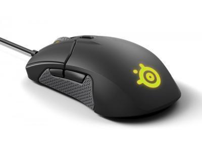 Мышь SteelSeries Sensei 310 черный