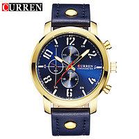 Часы мужские кварцевые водонепроницаемые CURREN 8192