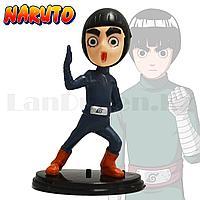 Игровая фигурка Наруто с подставкой 10 см персонаж Рок Ли