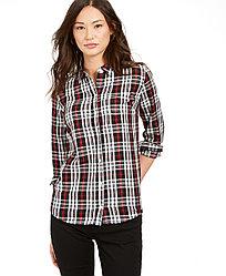 Charter Club Женская рубашка -А4