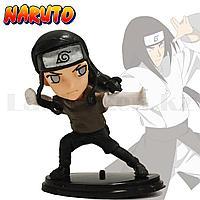 Игровая фигурка Наруто с подставкой 7 см персонаж Нейджи