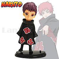 Игровая фигурка Наруто с подставкой 10 см персонаж Сасори