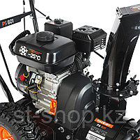 Снегоуборщик бензиновый (7 л.с. | 56 см) Patriot PS 601 самоходный 426108601, фото 9