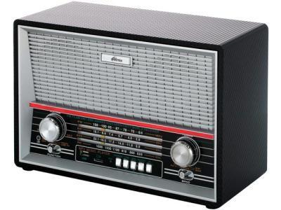 Радиоприемник Ritmix RPR-102 черный