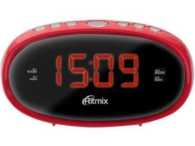 Радиоприемник Ritmix RRC-616 красный