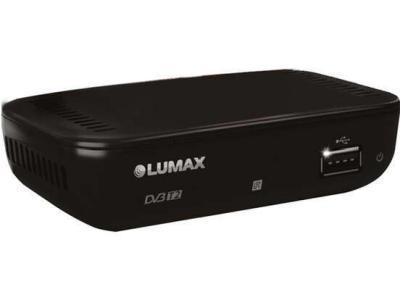 Спутниковое ТВ LUMAX DV1110HD черный
