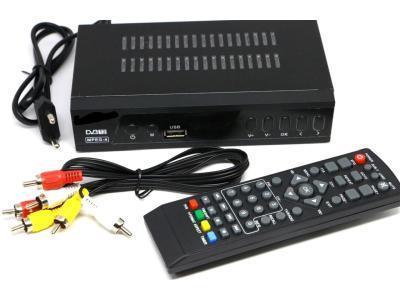 Спутниковое ТВ OTAU TV Цифровой эфирный приемник DVB-T2