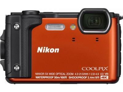 Фотокамера Nikon COOLPIX W 300 оранжевый