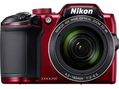 Фотокамера Nikon Coolpix B500 красный