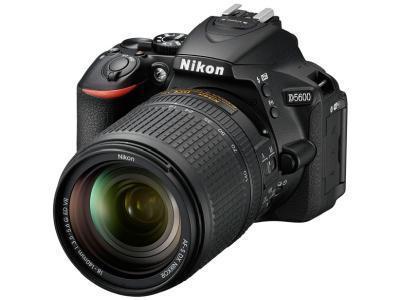 Фотокамера Nikon D5600 18-140 VR черный