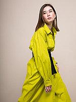 "Платье ""Сеул"" Лайм, 48/52"