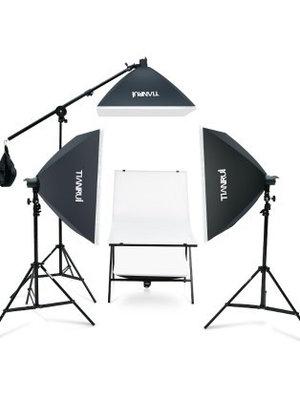 Софтбокс ART-Wave SBOX-3 3 шт + фотостол