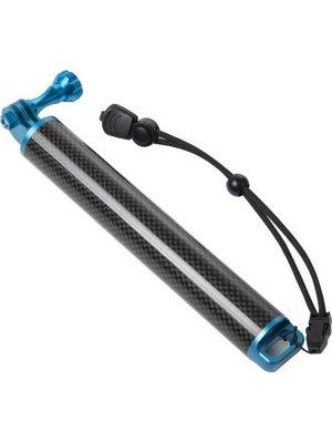 Штатив SJCAM Carbon fiber hand-held floaty bobber черный-синий