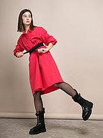 """Платье """"Сеул"""" Красный, 42/46"""