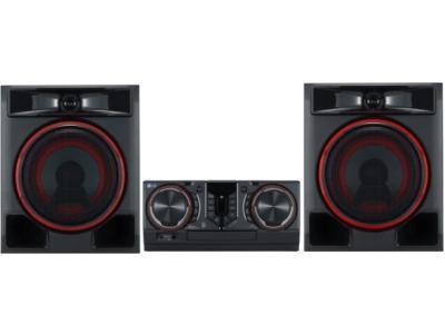 Музыкальный центр LG CL 65DK черный