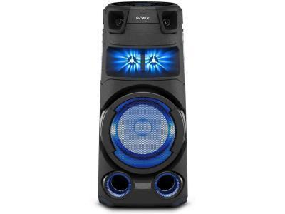 Музыкальный центр Sony MHC-V73D черный