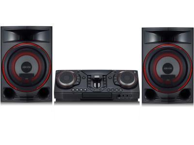 Музыкальный центр LG CL87 черный