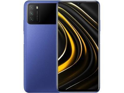 Смартфон Poco M3 4/64Gb синий