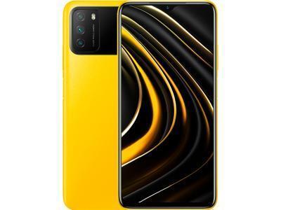 Смартфон Poco M3 4/64Gb желтый